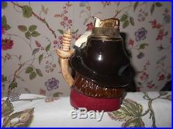 Vintage Royal Doulton Porthos Character Jug Lighter C. 1955Ex CondM Henk