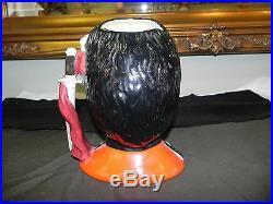 Vintage Royal Doulton The Guardsman Large 8 Character Toby Mug Jug D6755 EUC
